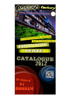 Catalogue Designed By Bossam 2012