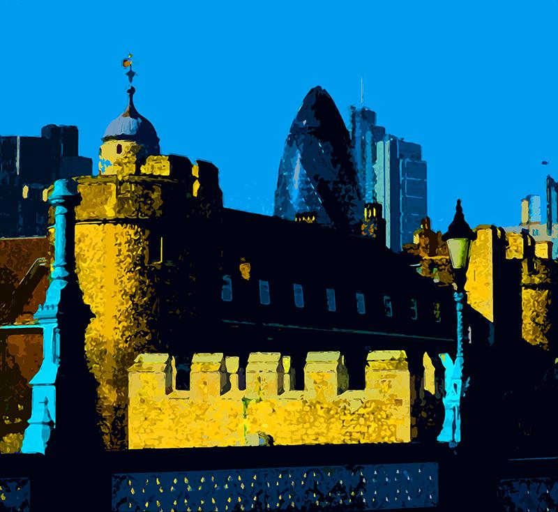 LONDON V